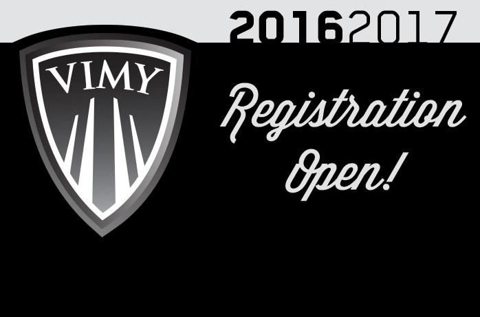 Registration_Vimy